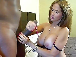 Milf porn interracial tube
