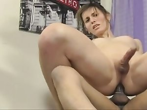 tranny trap loves cock sooo much