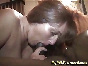 My MILF Exposed - cockold wife fucked by to black guys