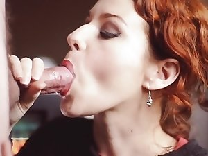 Camille Crimson - The Art of Blowjob - Those Eyes